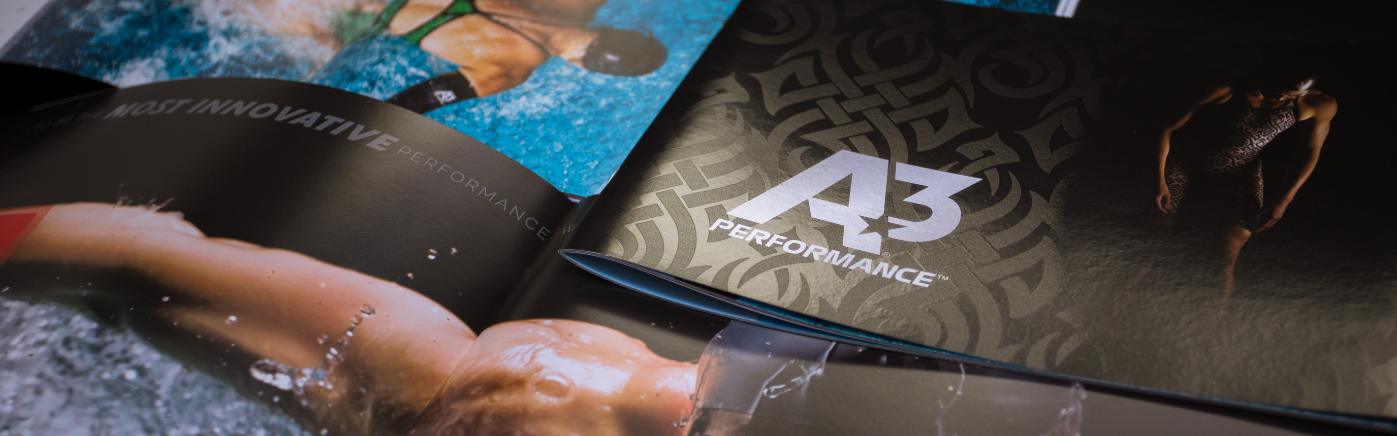 Brochure Brand Design & Business Graphics A3
