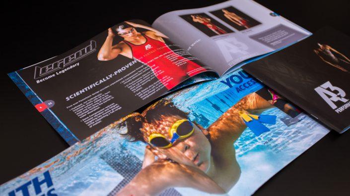 Brochure Design & Branding Services Agency A3