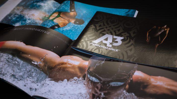 Business Graphics & Brochure Design
