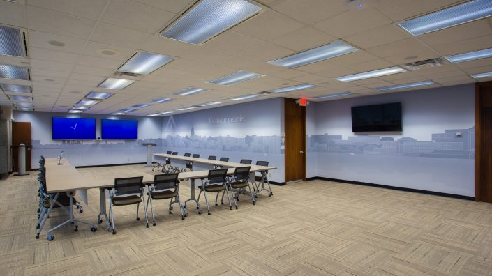 Environmental Business Wall Graphics