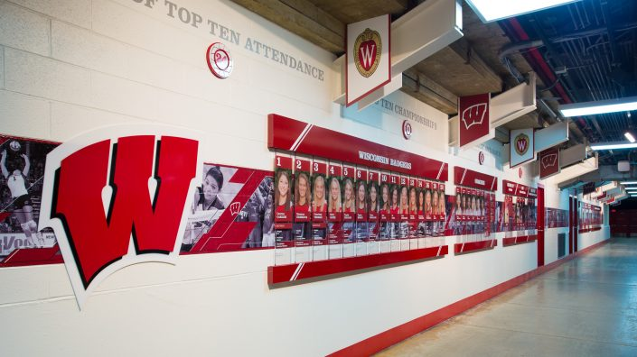 Environmental Wall Graphics & Custom Displays