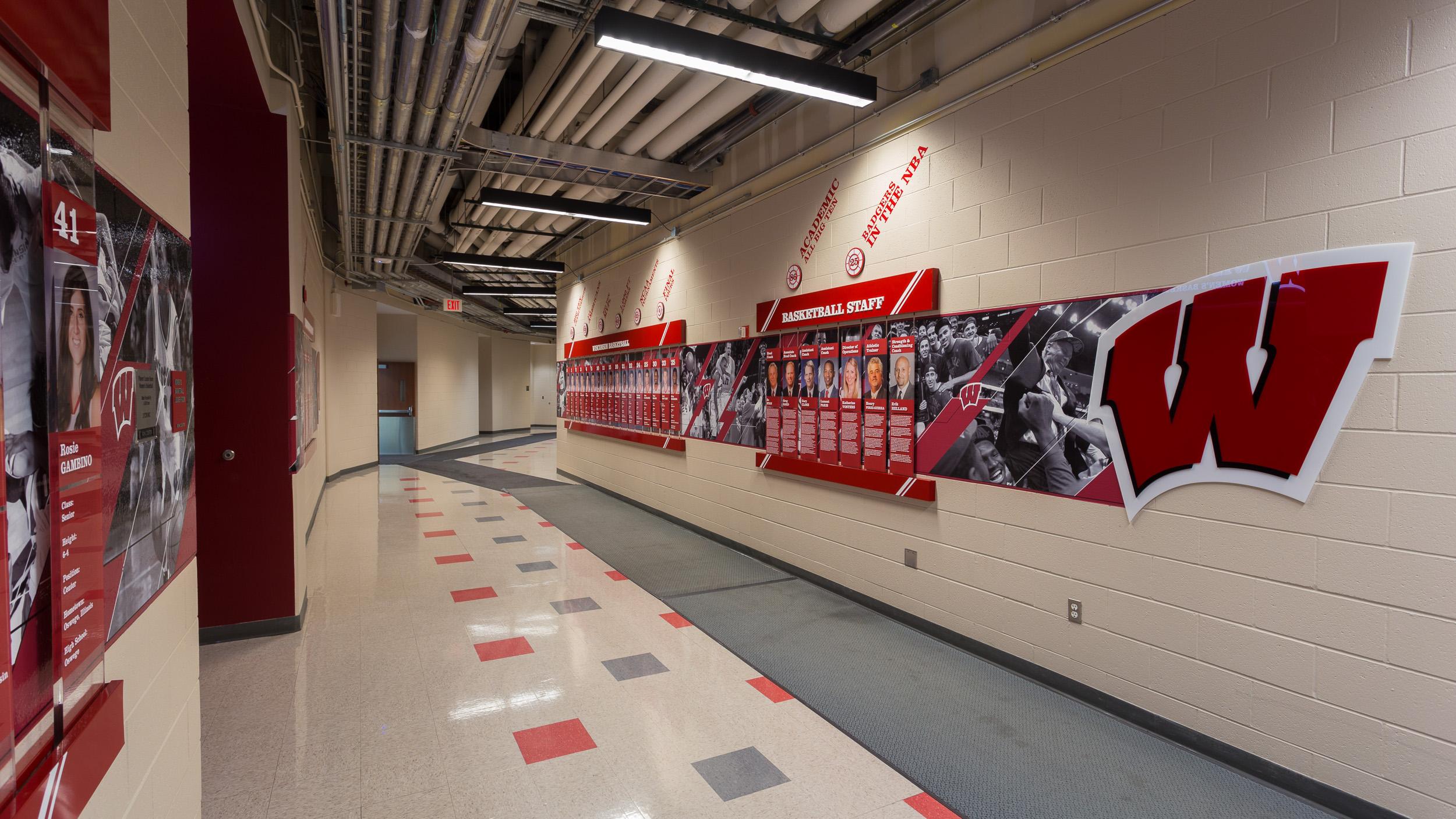 Facility Branding & Wall Graphics Displays