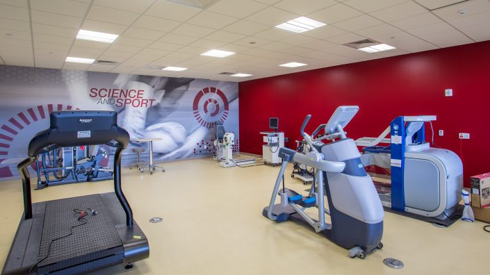Sports Facility Branding Design Services