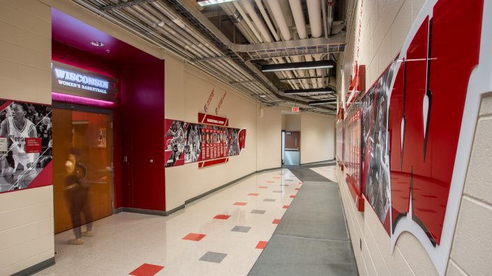 Sports Facility Design & Branding Services