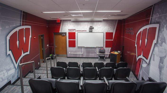 Sports Facility Design Madison WI Bball