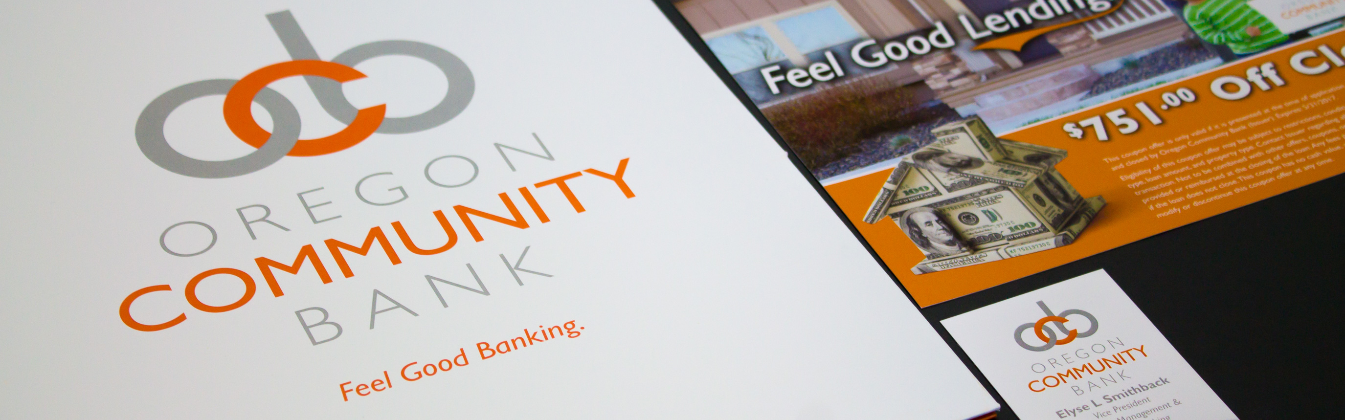 Custom Sign Design & Branding Services Bank