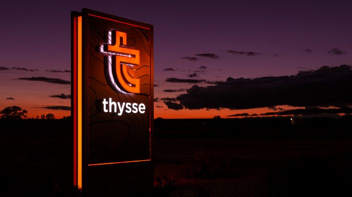 Thysse Exterior Signs & Branding Services